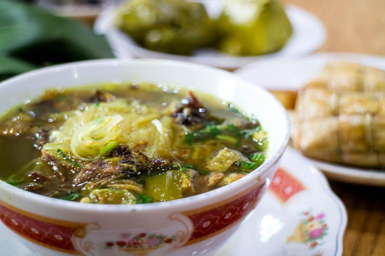Wisata Kuliner Soto Padang H. St. Mangkuto Jakarta