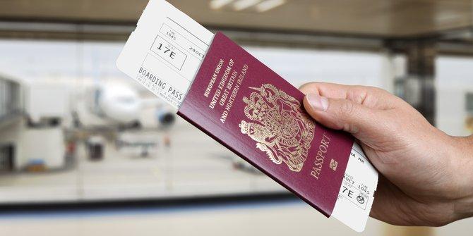Syarat membuat paspor online
