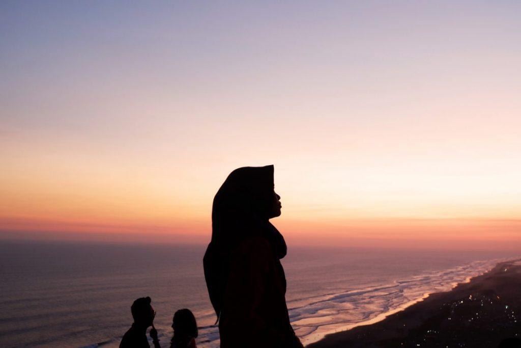 Wisata Yogyakarta : Bukit Paralayang