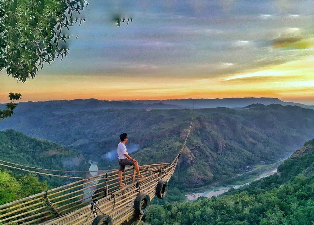 Wisata Yogyakarta: Jurang Tembelan