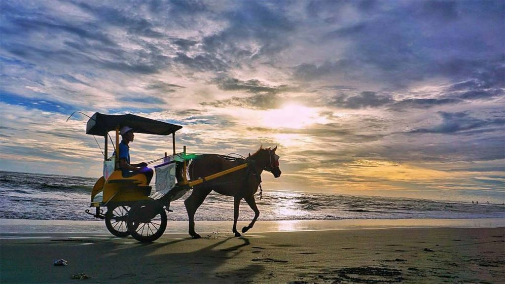 Wisata Yogya: Pantai Parangtritis