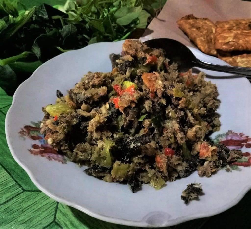 Kuliner Tersembunyi di Jogja - Sambel Welut Pak Sabar