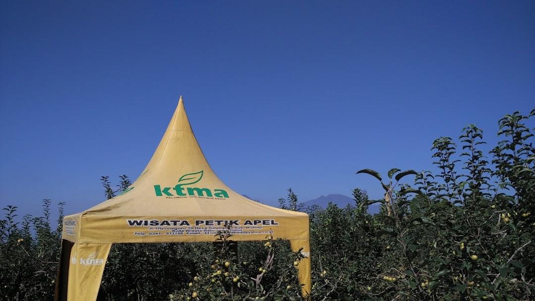 Agro Wisata Petik Apel Kelompok Tani Makmur Abadi (KTMA)