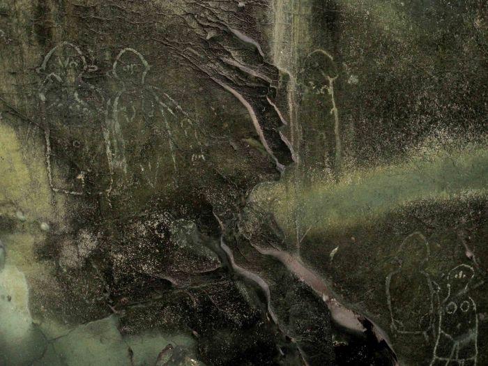 Misteri Indonesia Yang Belum Terpecahkan - Lukisan Dinding Misterius di Gua Kontilola, Papua