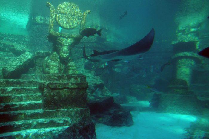 Peradaban Kuno Bawah Air
